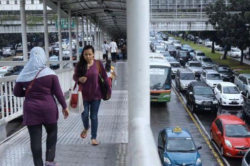 Musim Liburan Sekolah, Macet di Jakarta Berkurang