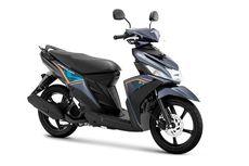 Borongan Awal Tahun, Yamaha Juga Turut Segarkan Mio M3