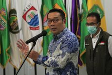 Ridwan Kamil Ungkap Laporan Panitia soal Acara Rizieq Shihab di Bogor