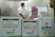 3 Daerah di Sumut Mendapat Distribusi 34.060 Dosis Vaksin Covid-19