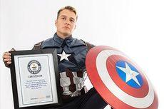 Nonton Avengers: Endgame 191 Kali, Pria Ini Catat Rekor Dunia