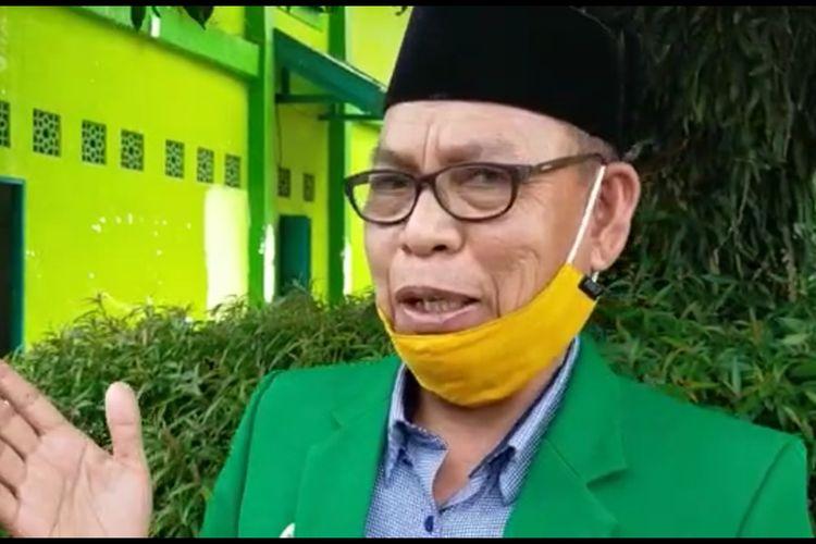 Rektor Institut Agama Islam Negeri (IAIN) Bone menanggapi tewasnya salah seorang mahasiswanya yang diduga mengalami kekerasan fisik saat mengikuti Diksar Mapala. Kamis, (18/3/2021).