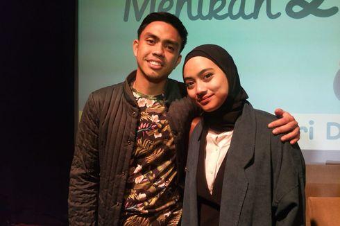 Ayudia dan Ditto: Ada Cerita Tak Terungkap di Film Teman Tapi Menikah