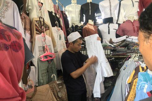 Jelang Ramadhan, Pedagang Skybridge Tanah Abang Ketiban Rezeki