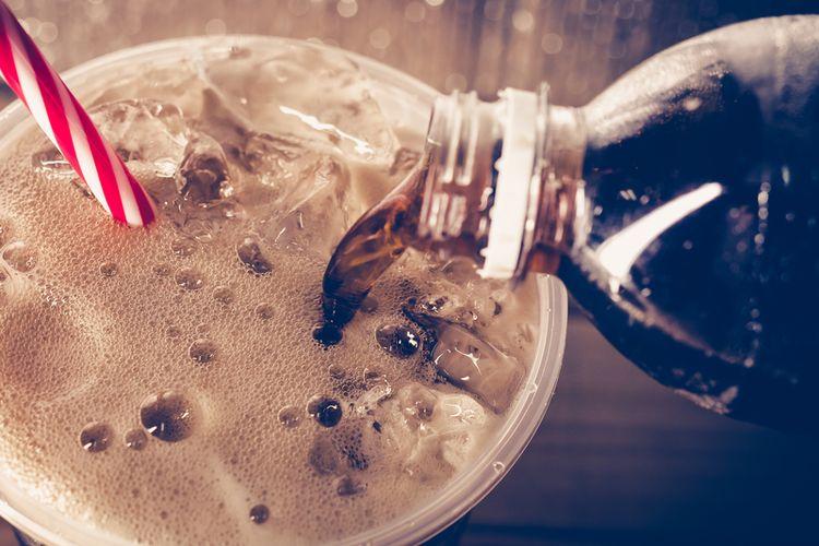 Minuman bersoda