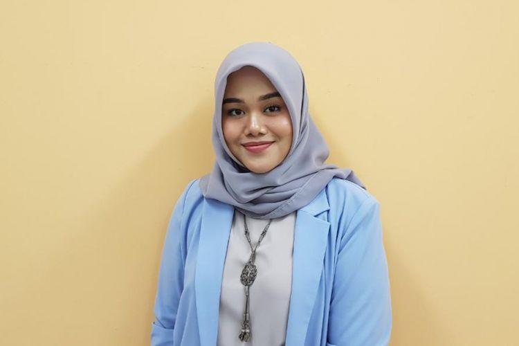 Beauty vlogger Fatya Biya