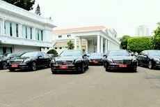 Jelang Pelantikan Presiden, 72 Mobil Disiapkan untuk Tamu Negara
