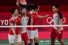 Klasemen Medali Olimpiade Tokyo - Inggris Raya Tembus 5 Besar, Indonesia Turun