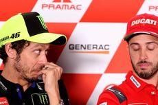 Berita MotoGP, Rossi Berminat Rekrut Dovizioso Jadi Test Rider Yamaha