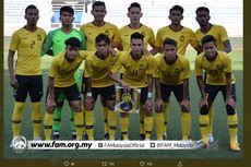Kalah 1-3 dari Kamboja, Malaysia Gagal ke Semifinal SEA Games 2019