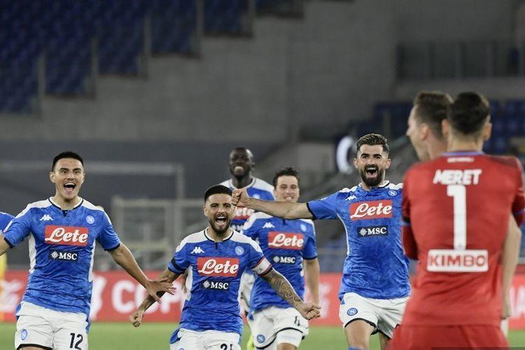 Napoli Vs AC Milan, Partenopei Siap Lukai Rossoneri
