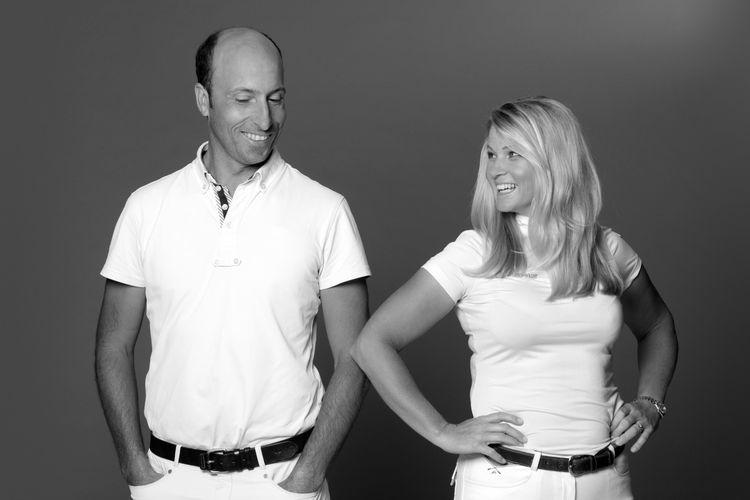Tim dan Jonelle Price