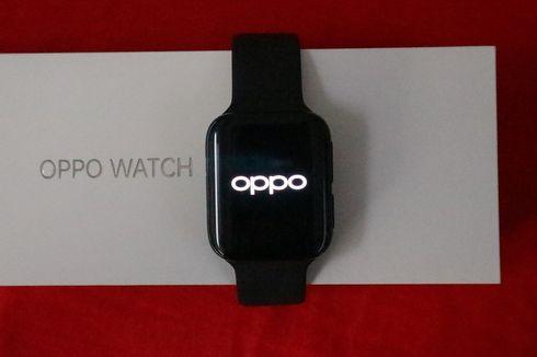 Unboxing Oppo Watch, Arloji Pintar Pertama Oppo Harga Rp 3 Jutaan