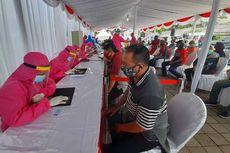 BIN Gelar Rapid Test Massal di Kawasan Zona Merah Surabaya, 153 Orang Reaktif