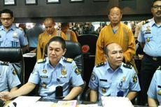 Dua Biksu Palsu Ditangkap di Kantor Imigrasi Jakbar