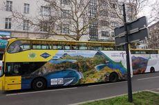Bus Wonderful Indonesia Kembali Beredar di Berlin