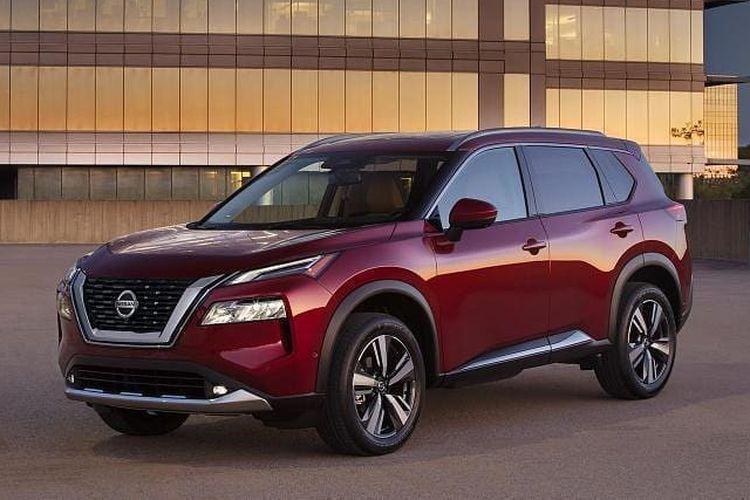 Nissan X-Trail MY 2021