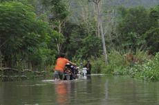 Lokasi Wisata Brayeung di Aceh Besar Diterjang Banjir