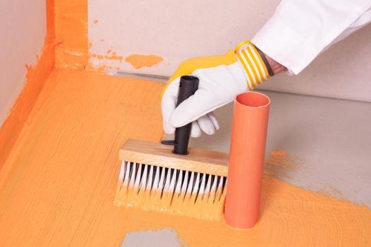 Retakan halus pada beton atau biasa dikenal dengan retak rambut terjadi karena proses pematangan beton yang tidak tepat.
