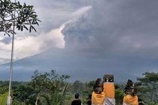 Gunung Agung Meletus, Mayoritas Pembatalan Terbang Dilakukan Maskapai Asing