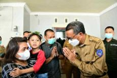 686 Pengungsi Gempa Sulbar Tiba di Makassar, Dinsos Sulsel Siapkan Lokasi Penampungan
