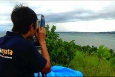 Kisah Tim Rukyatul Berburu Hilal Hingga Puncak Gunung di Pulau Battoa