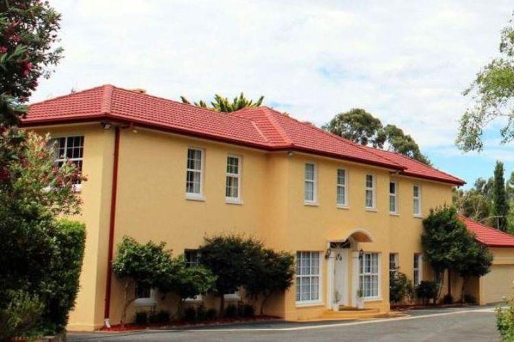 Kantor Kedutaan Besar Rusia di Canberra, Australia. (Facebook/Embassy of the Russian Federation in Australia)
