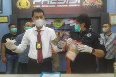 Jadi Bandar dan Pengedar Narkoba di Palembang, Ibu dan Anak Ditangkap Polisi