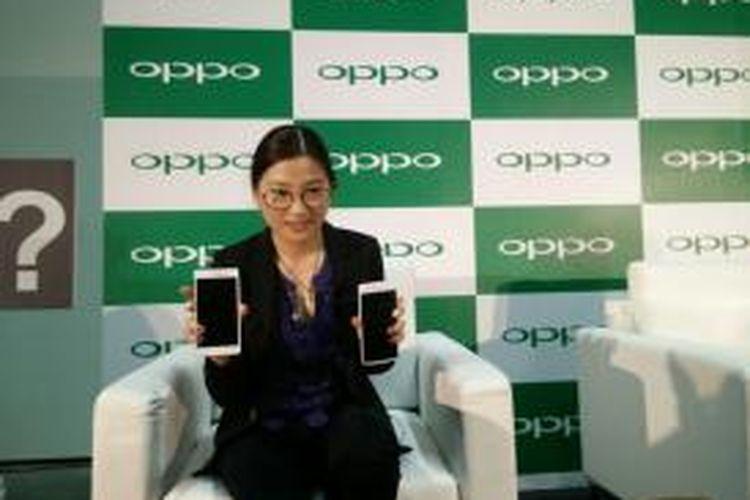 Ann Li, Chief Product Designer Oppo.
