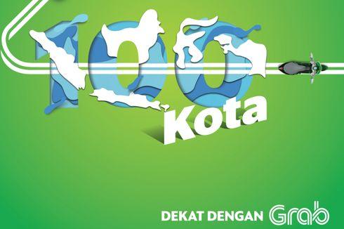 Grab Hadir di 100 Kota di Indonesia