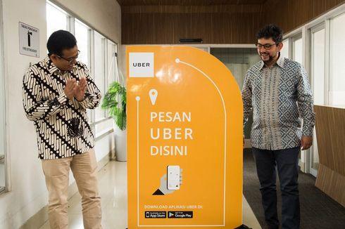 Uber-Railink Persingkat Perjalanan Bandara Kualanamu-Pusat Kota Medan