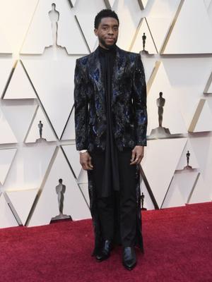 Penampilan Chadwick Boseman dalam ajang Academy Awards ke 91