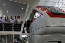 Kereta Bandara Tender April 2014
