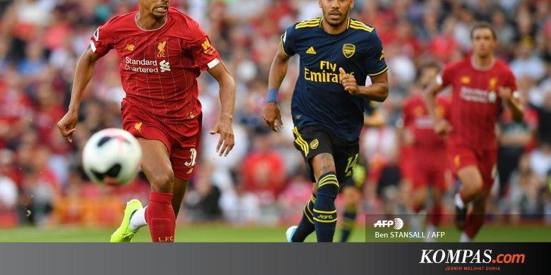 Hasil Drawing Piala Liga Inggris, Chelsea Vs Man United, Liverpool Vs Arsenal