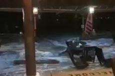 UPDATE: Gelombang Tinggi di Pandeglang, 3 Tewas dan 21 Orang Terluka