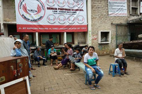 Rumah di Samping RS Tebet Dibongkar, Warga Akan Lapor Polisi