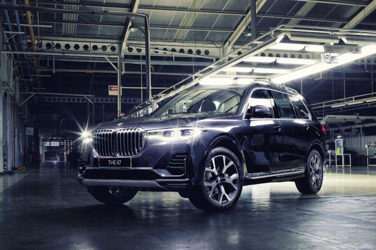 BMW X7 CKD