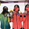Klasemen Medali Olimpiade Tokyo - Jepang, AS, China Ketat 3 Besar, Indonesia...