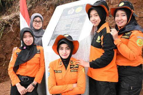 Monumen Gunung Butak dan Kenangan Pejuang Kemanusiaan Basarnas
