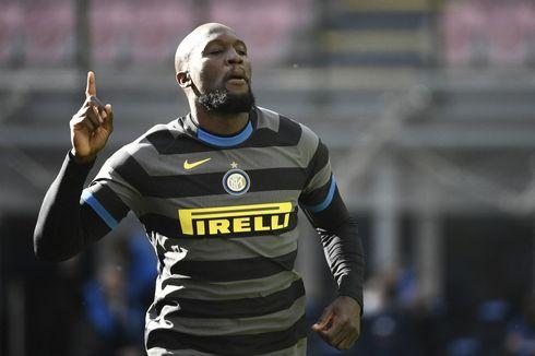 Babak I Inter Milan Vs Genoa, Gol 32 Detik Lukaku Bawa Nerazzurri Unggul