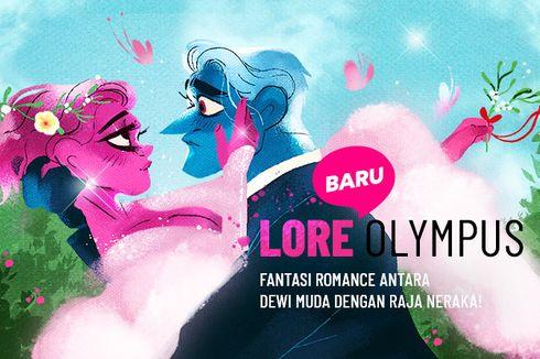 Lore Olympus Kini Hadir dalam Bahasa Indonesia