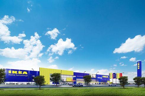 Karena Pandemi Covid-19, Pembukaan IKEA Bandung Mundur