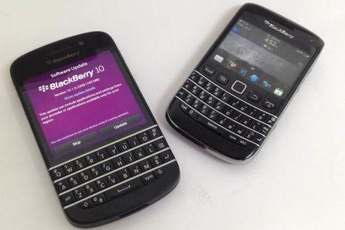 BlackBerry Siap Lepas Lisensi, Bahkan Jual Perusahaan