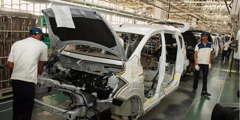 Fasilitas produksi baru Suzuki di Cikarang, Jawa Barat, menyerap investasi 1 miliar dollar AS.