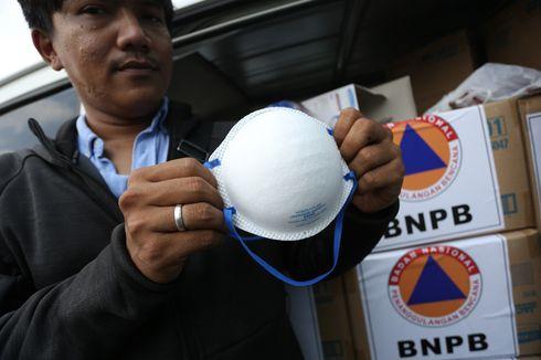 Wabah Virus Corona, BNPB Kirim 10.000 Masker untuk WNI di China