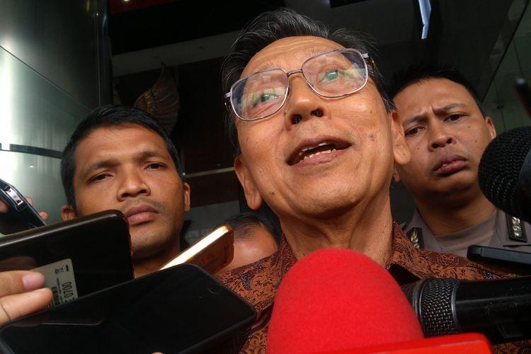 Wakil Presiden ke-11 RI Boediono