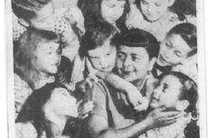 Biografi Tokoh Dunia: Mabel Grammer, Penyelamat 500 Anak Ras Campuran di Jerman