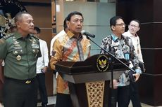 Tim Gabungan TNI dan Polri Cari 4 Orang yang Kabur dari KKB di Nduga Papua