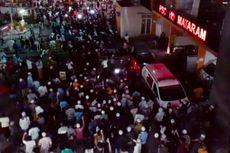 Ratusan Orang Disebut Jemput Paksa Jenazah Pasien Covid-19, Kapolres Mataram: Kami Antar Pulang