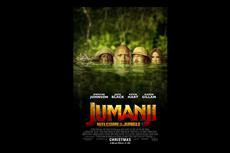 Sinopsis Jumanji: Welcome to the Jungle, Petualangan di Rimba Mainan
